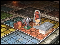 HeroQuest Game Board