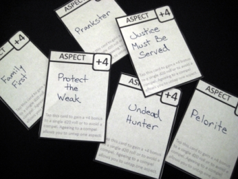 Alignment Aspect Cards