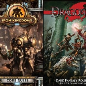 Iron Kingdoms and Dragon Age